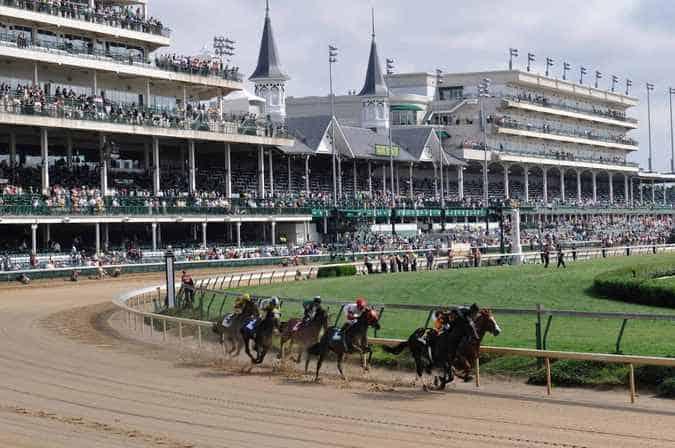 Virtual Kentucky Derby