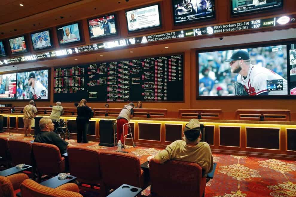 nevada online sports betting